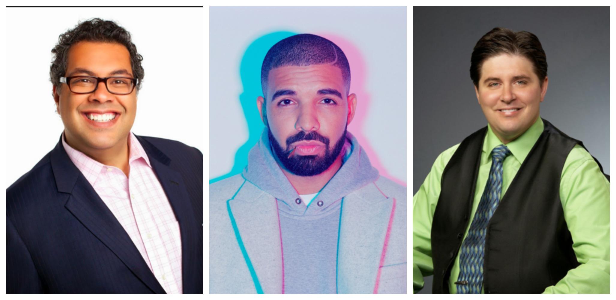Nenshi's tweeting Drake lyrics and wins the internet…again.