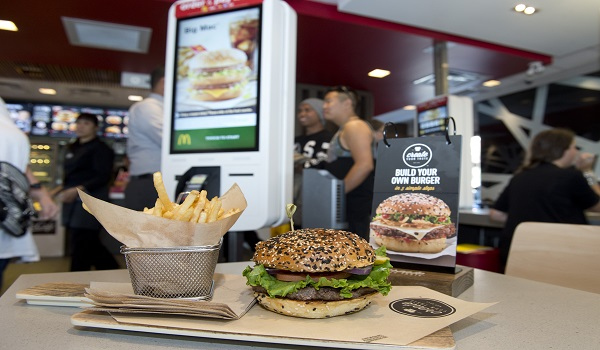 McDonald's is bringing food to your table and jobs to