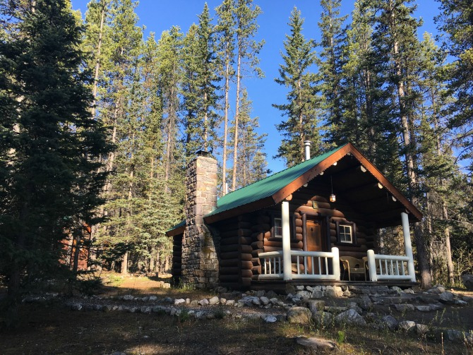 Stop driving by Storm Mountain Lodge, it's the Rockies best kept secret.