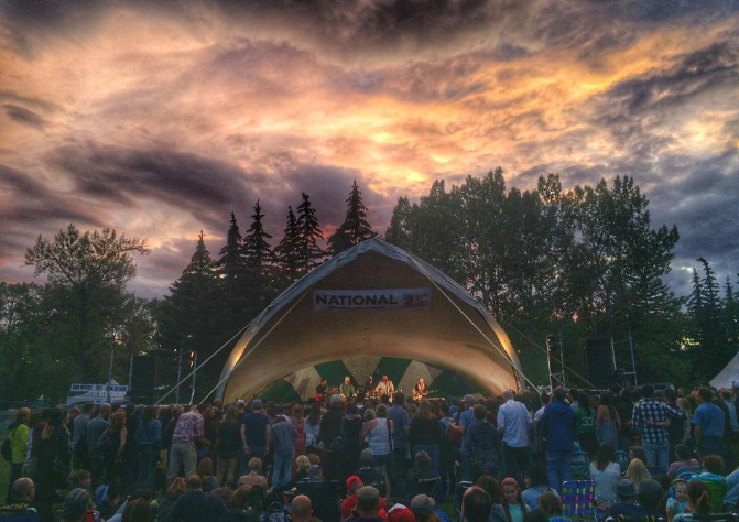 Contest: Win tickets to Sunday at Calgary Folk Music Festival!