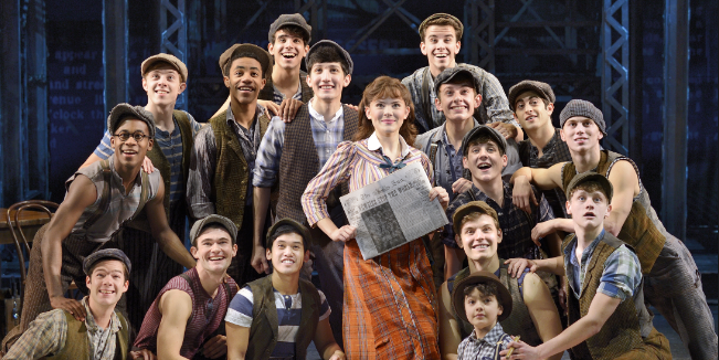 Contest: Win four tickets to Disney's Newsies!
