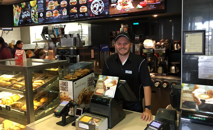 McDonalds is hiring 500 Albertans, so I went behind the counter to see if I could do it!