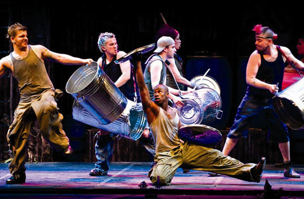 Win tickets to see Stomp as it makes it's way to Calgary! (Contest closed)