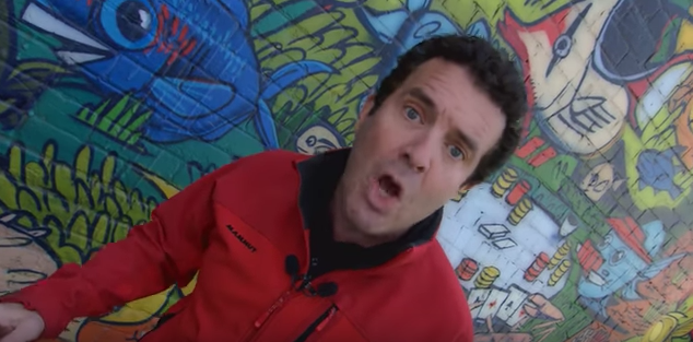 "Rick Mercer's tough words for Trudeauversary: ""They're starting to lose their way."""
