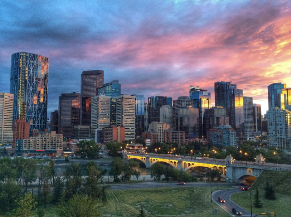 100 Reasons I Love Calgary!