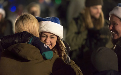 WestJet's Christmas miracle surprises the town of Fort McMurray