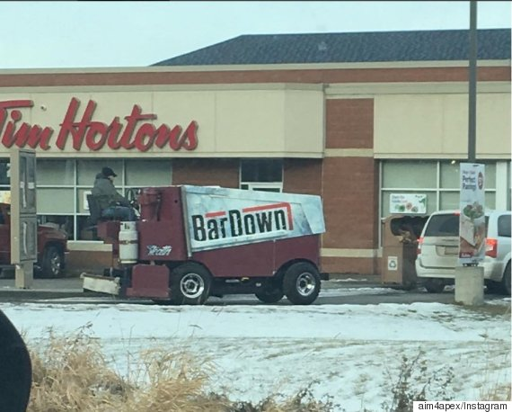 Seven of 2016's Very Canadian headlines about Tim Hortons!