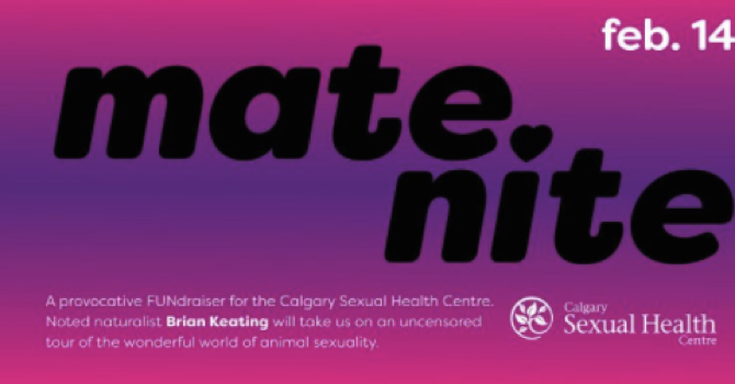 Contest: Join the mile high club with the Calgary Sexual Health Centre