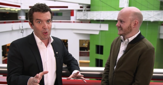 Why Rick Mercer loves Coronation Street