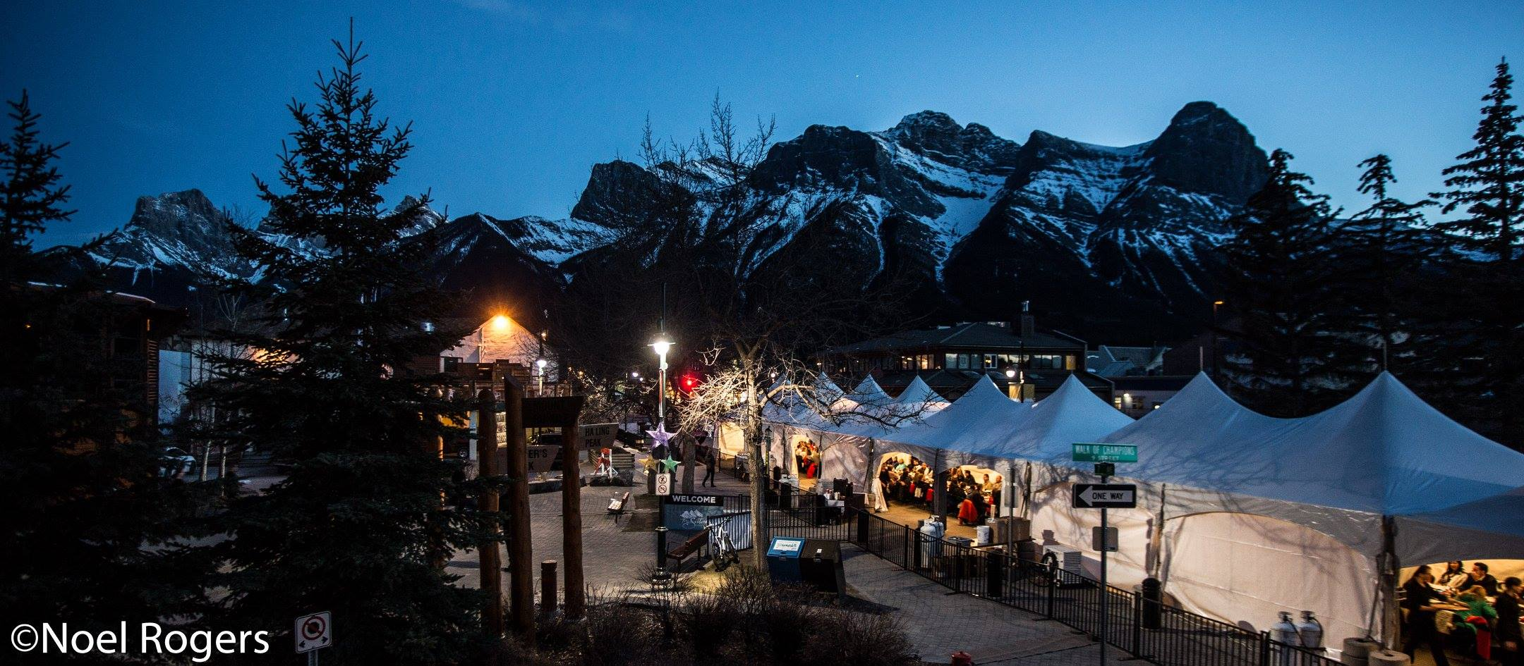 Canmore UnCorked is a 12-day deliciously amazing food festival!
