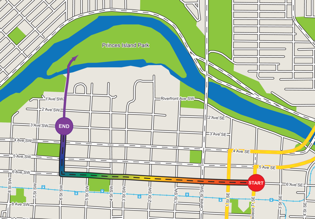 Calgary S Three Biggest Parades Are Changing Routes Check