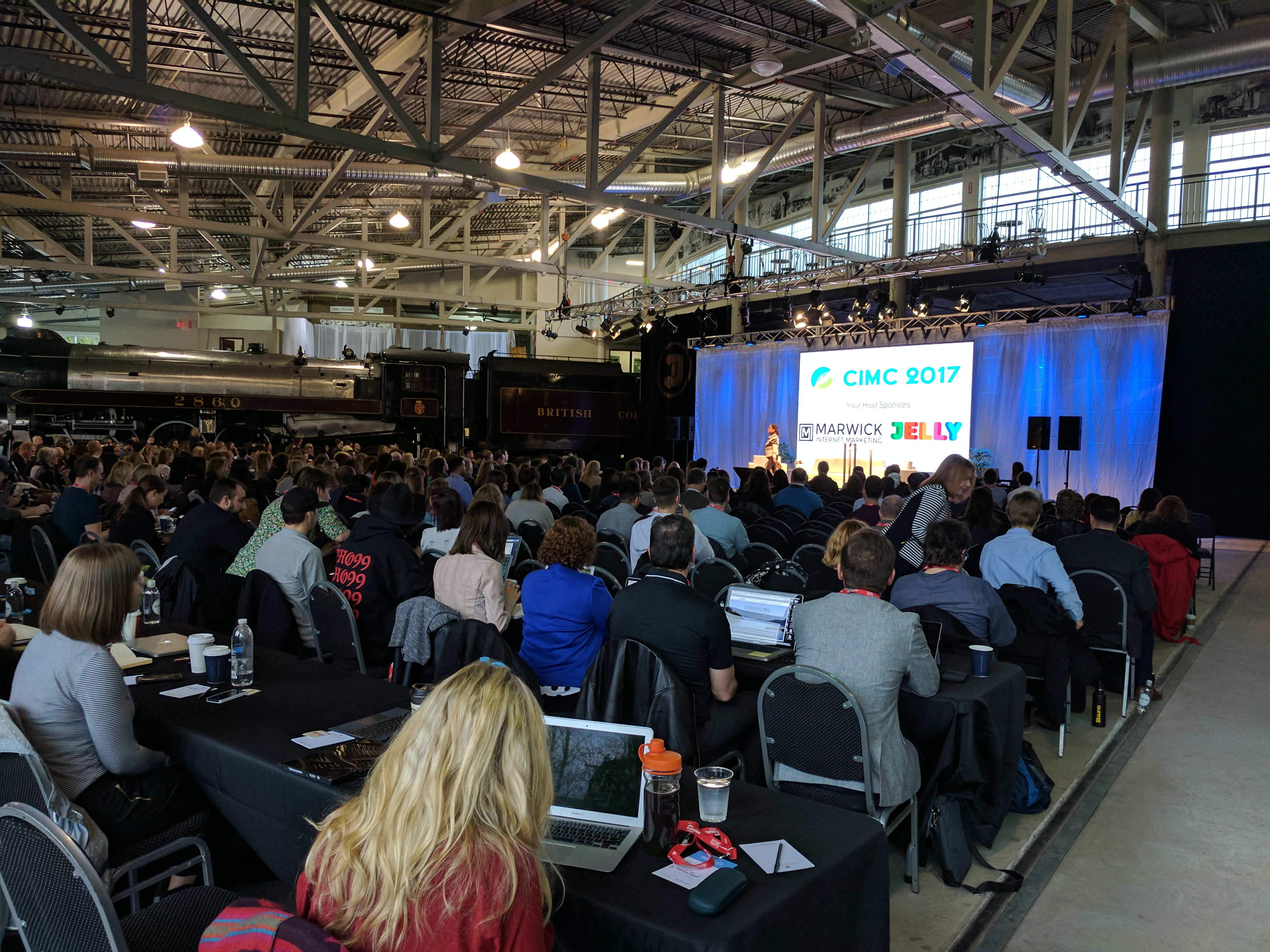 8 awesome things I learned at CIMC!