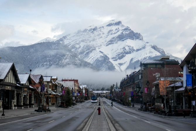 Why now is the perfect time to visit Banff!