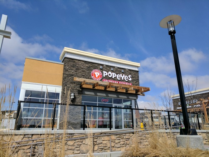 Popeyes has more good news for Calgarians!