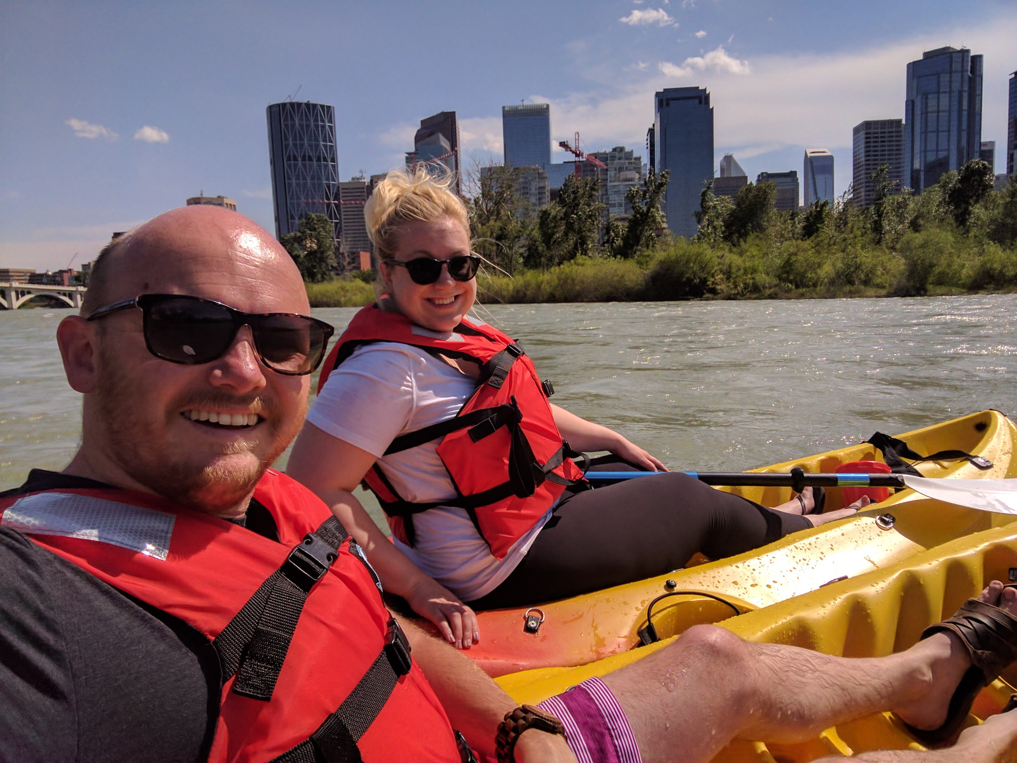 New business makes floating down the Bow River easier than ever!