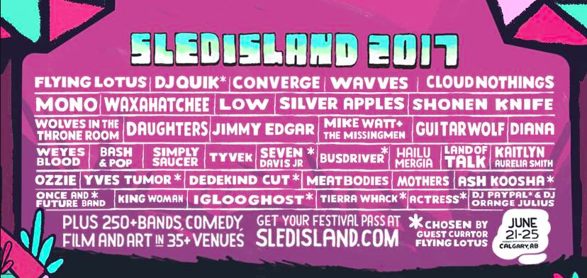 10 Weird and Fun Things To Do at Sled Island