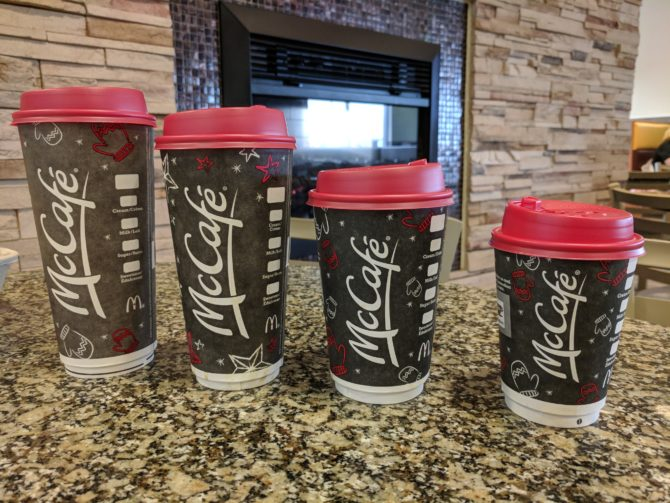 McCafe Gets Festive with New Look and $1 coffees!