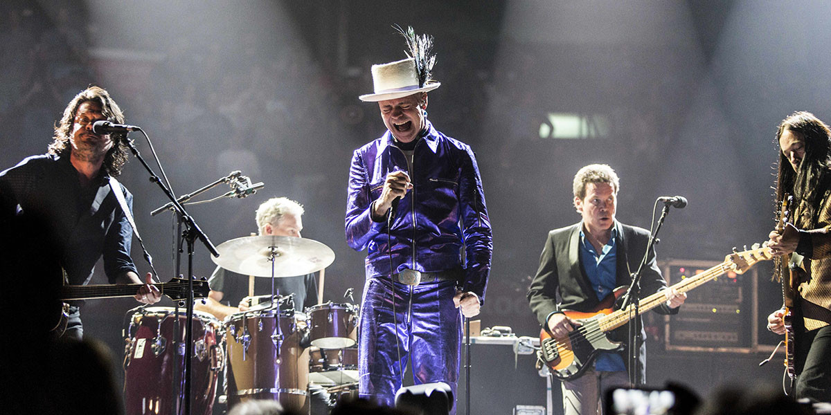 Tragically Hip documentary to stream on CraveTV