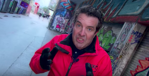 """Pick on someone your own size!"": Rick Mercer tells Jason Kenney to leave LGTBQ youth alone!"