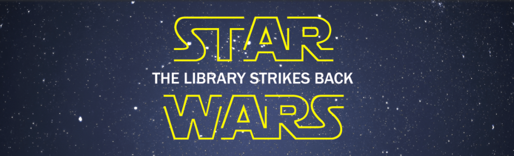 Calgary Library to host Star Wars Day on December 2nd!