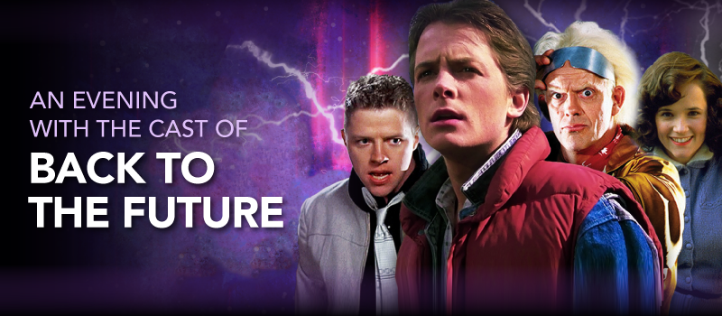 Calgary Expo is back…to the future!  A rundown of the guests I'm most excited to see!