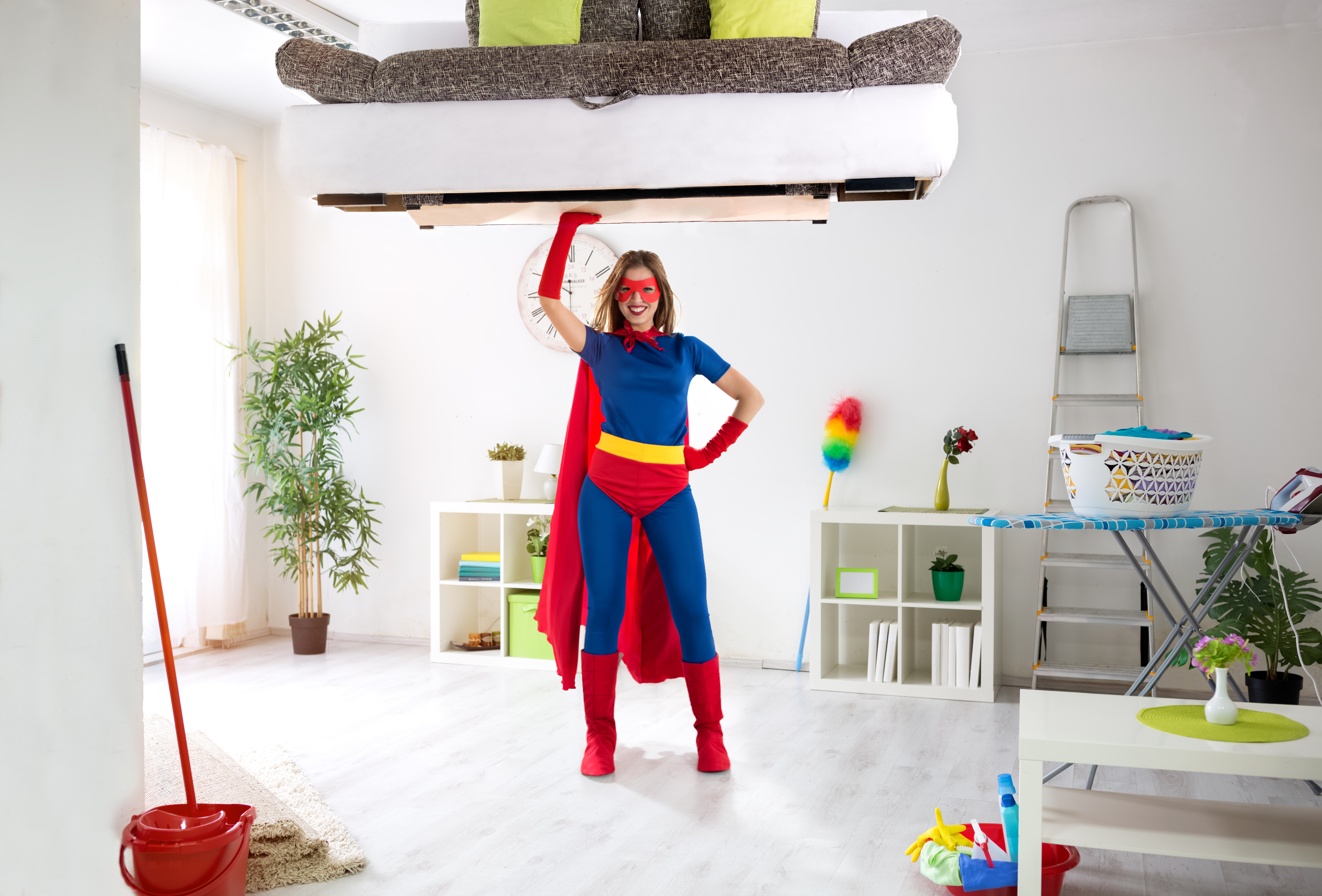 Contest: Let Servpro Cleaning Be Your Spring Cleaning Superhero!