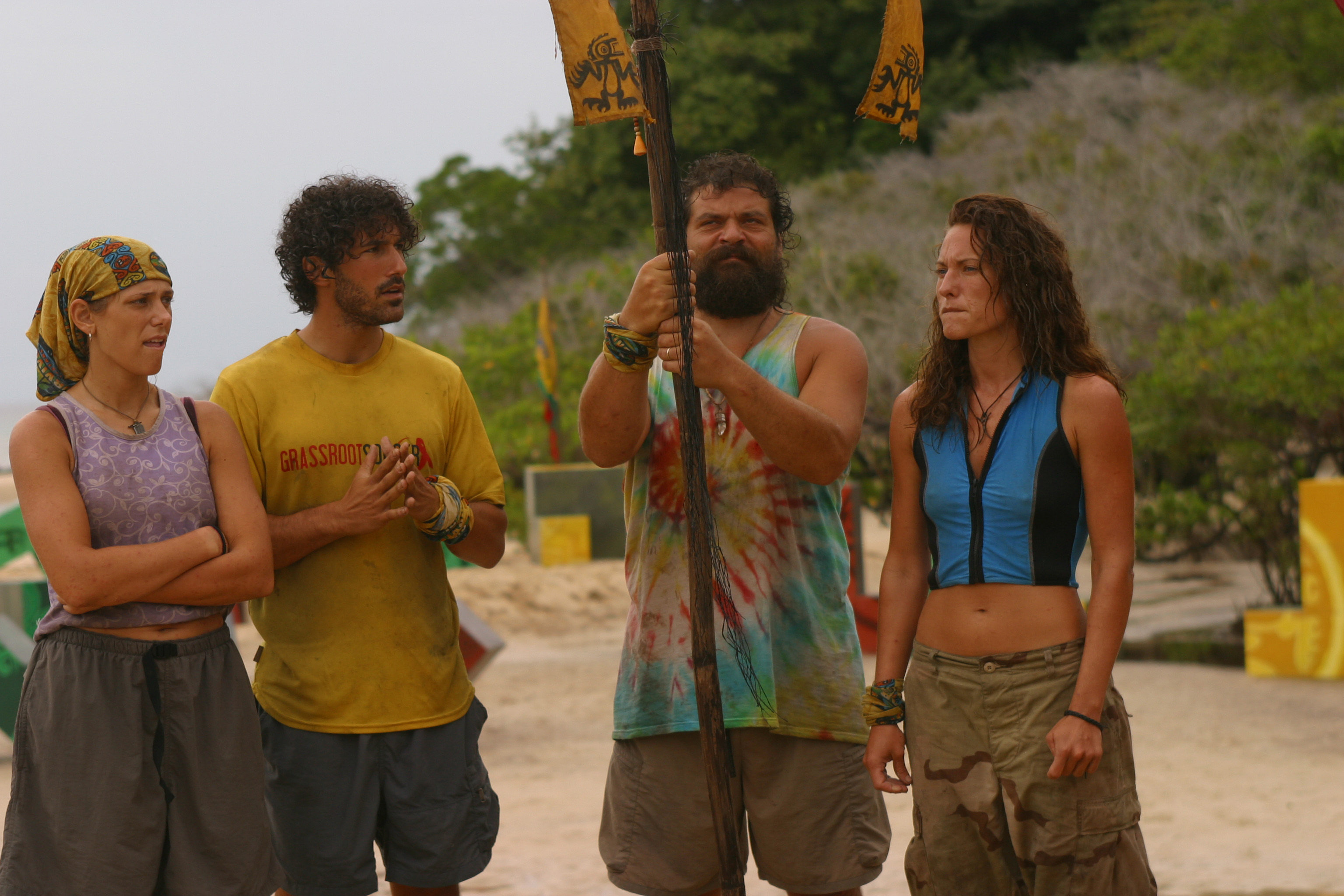 New streaming service brings every season of Survivor to Canada with it!