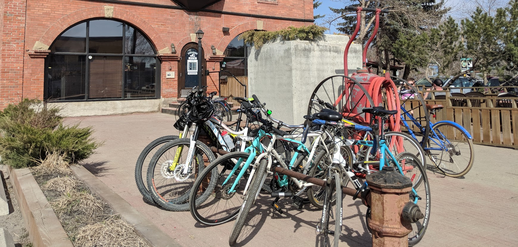 Calgary's newest (and best) summer trend?  Bike tours!