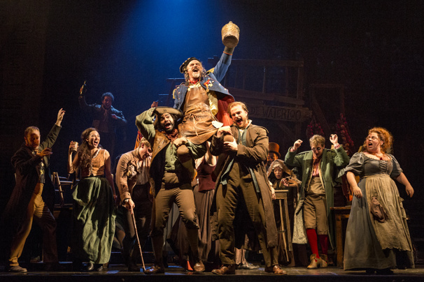 Giveaway!  Two tickets to Broadway Across Canada's production of Les Miserables!