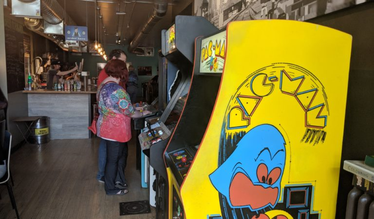 Canada's first Craft Brewery Arcade has opened its doors in Calgary!