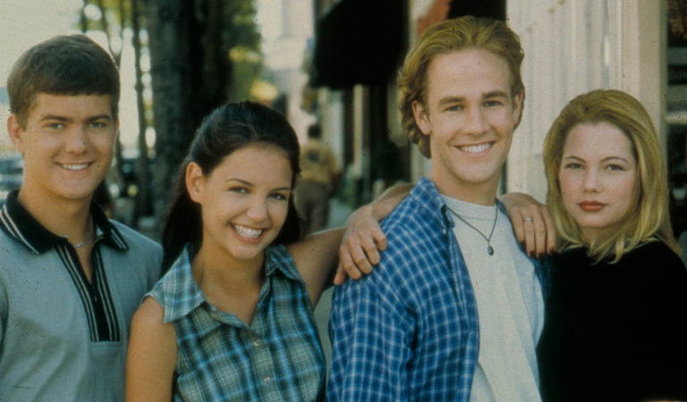 You can now stream Dawson's Creek in Canada!