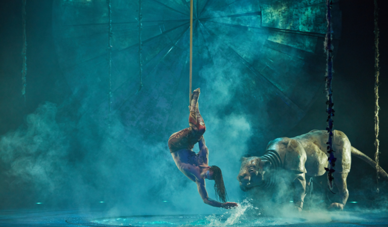 The circus is coming! Cirque du Soleil's LUZIA comes to Calgary in August.