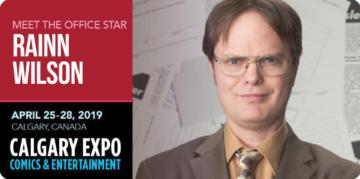 Calgary comic expo geek speed dating