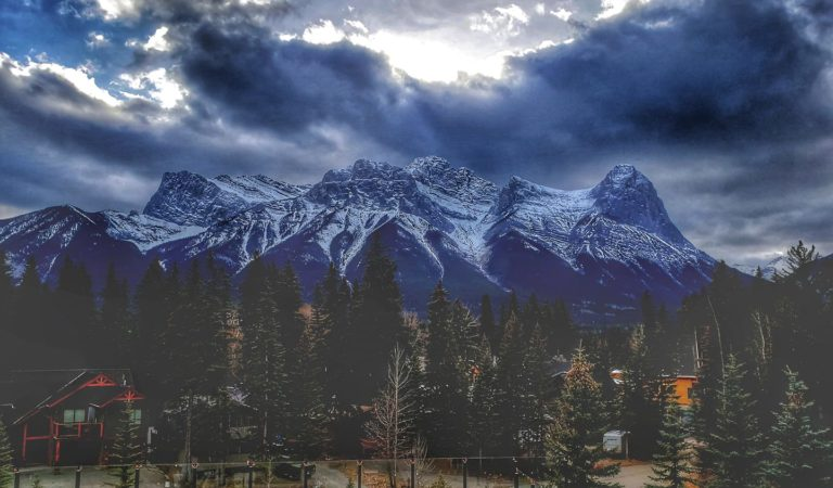 Backyard Adventures Waiting to Happen in Canmore!