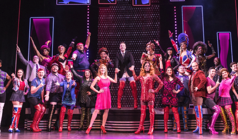 Interview and contest: Kinky Boots' timely message of love and acceptance being welcomed around the world.