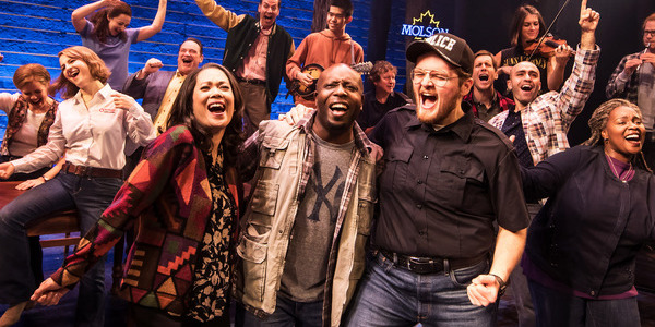 Interview: Come From Away lands in Calgary for sold out run.