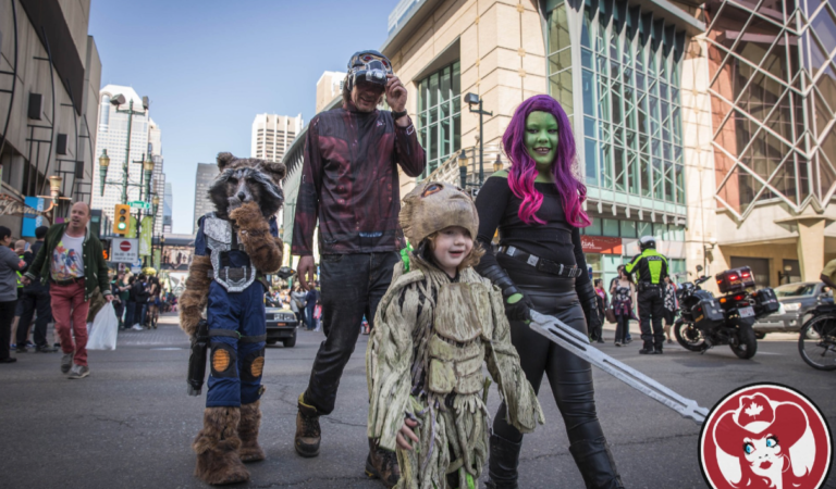 POW! Parade of Wonders takes over Downtown Calgary this Friday!