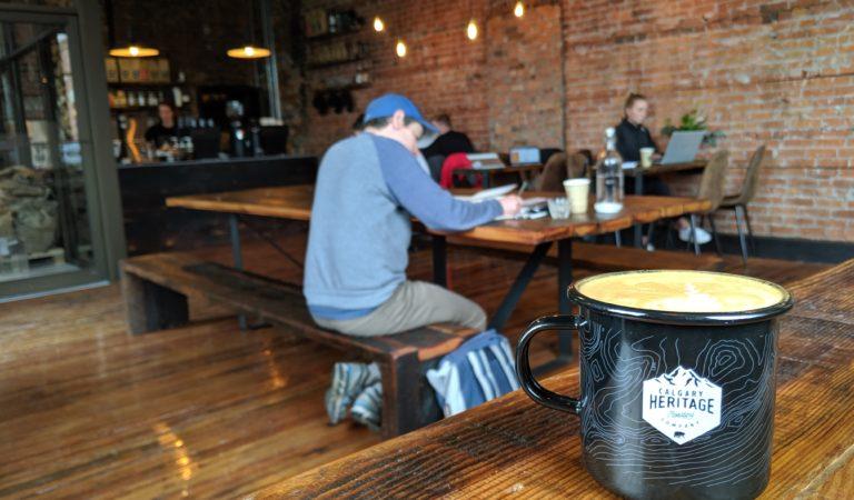 Calgary Heritage Roasting Company opens new cafe in Ramsay