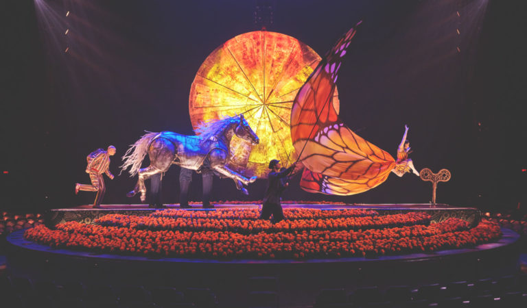 6 Things You Don't Know About Cirque du Soleil's new show