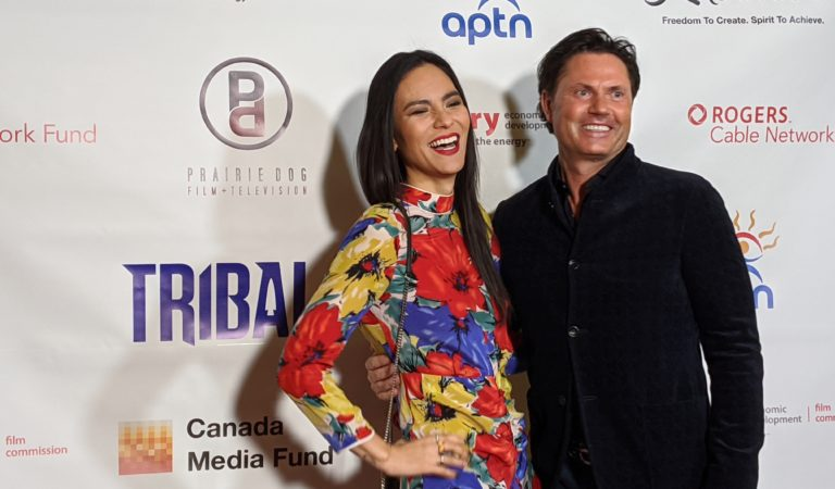 Tribal celebrates its gritty premiere in Calgary
