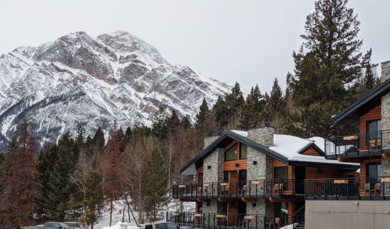 Jasper: Where to stay on a weekend getaway.